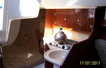 Jacht ANTILA 24 LUCKY , czartery na Mazurach