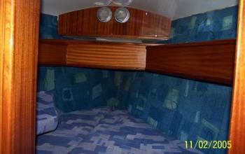 Jacht Tango 780 TWISTER - czarter jachtów Mazury