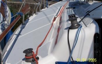 Jacht Tango 780 MONSUN - firma Bosman Rydzewo