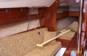 Jacht ANTILA 24 BORA , czartery na Mazurach